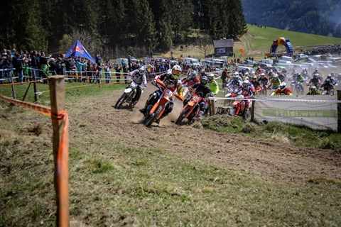 Enduro- Trophy Start 2019