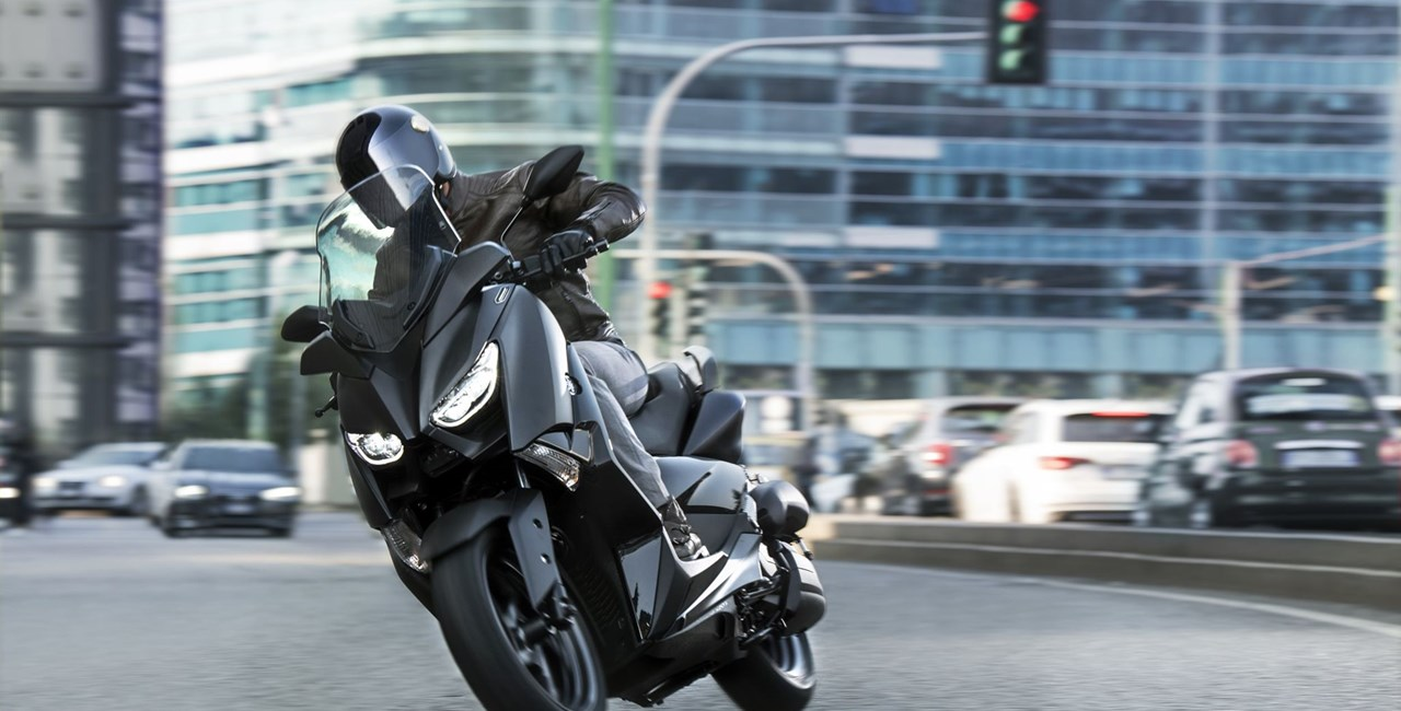 Yamaha 125er Roller 2019