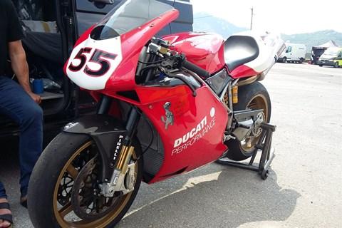 Umbau: Klassische Ducatis mit 1098 Technik!