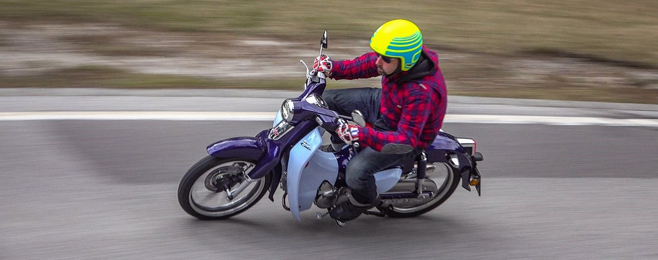Honda Super Cub C125 Test