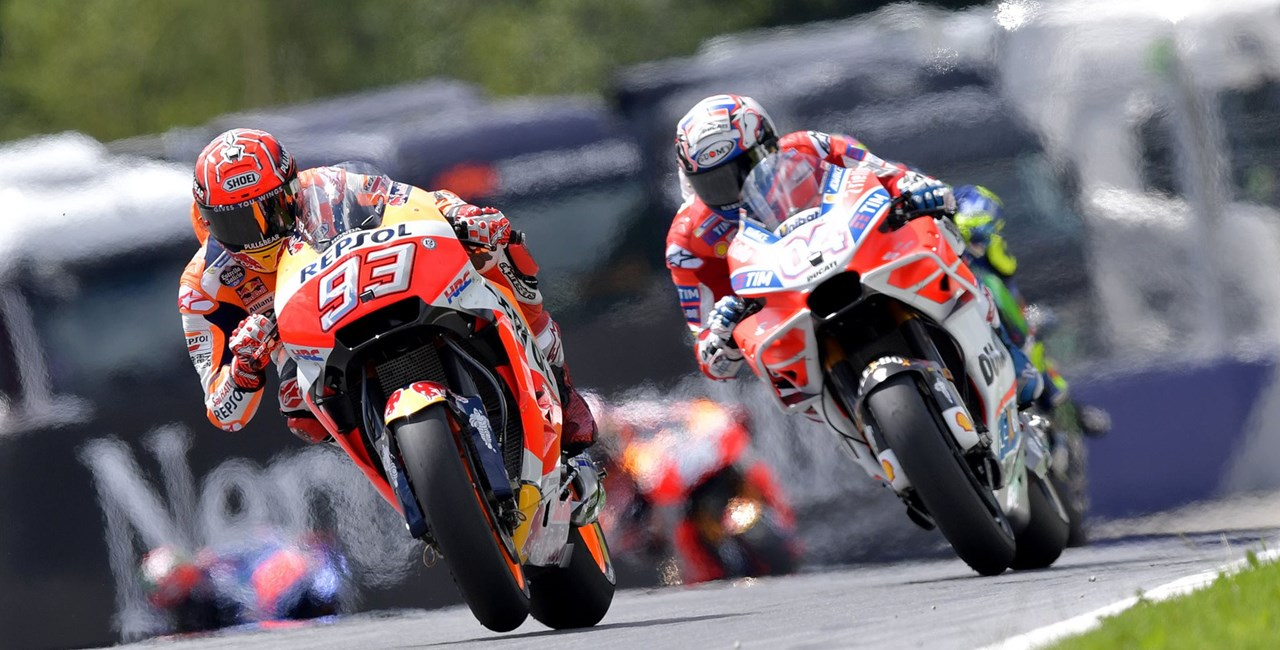 MotoGP Tickets am Red Bull Ring 2019: neue Ladung Tickets!