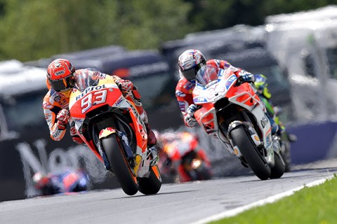 MotoGP Tickets am Red Bull Ring 2019: neue Ladung Tickets!