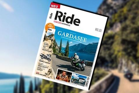 RIDE: das neue Reisemagazin von MOTORRAD
