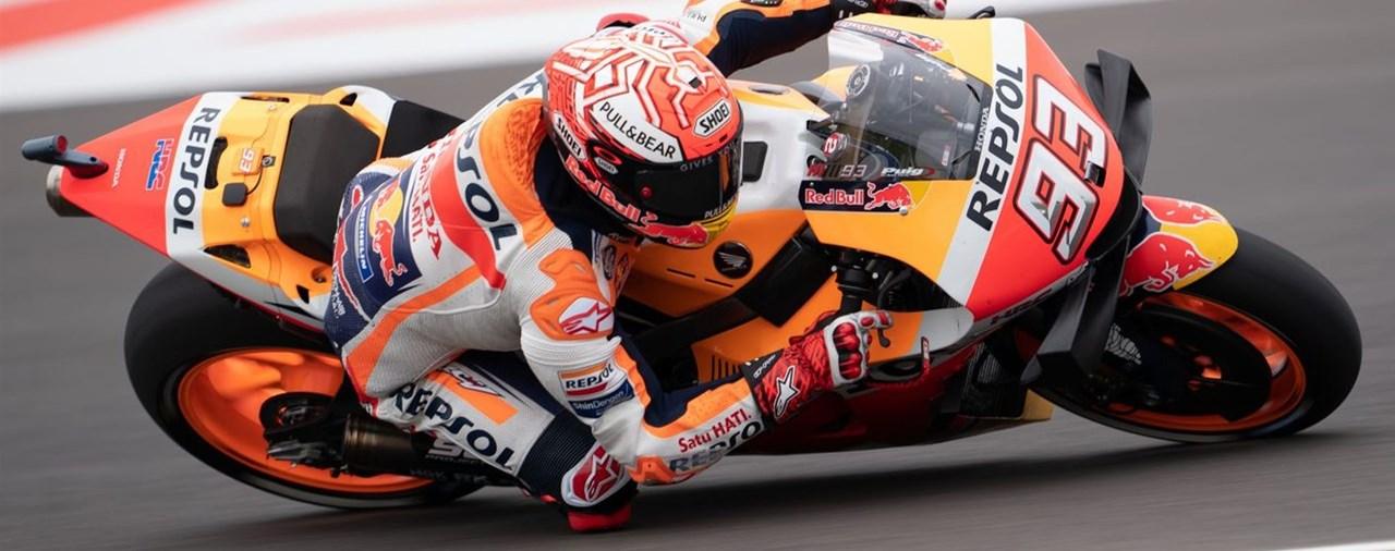 MotoGP Argentinien 2019 – Marquez siegt, Rossi Zweiter!