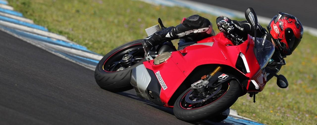 Bridgestone S22 Test