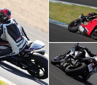 Wo steht die RR? Test in Jerez!
