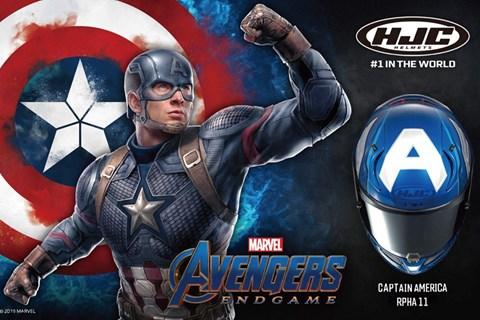 HJC RPHA 11 Captain America 2019