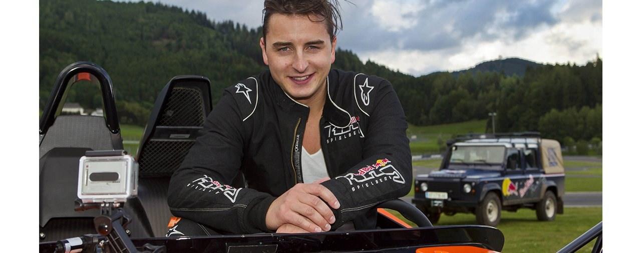 Mit Andreas Gabalier durch den Valentinstag 2020 im Red Bull Wing