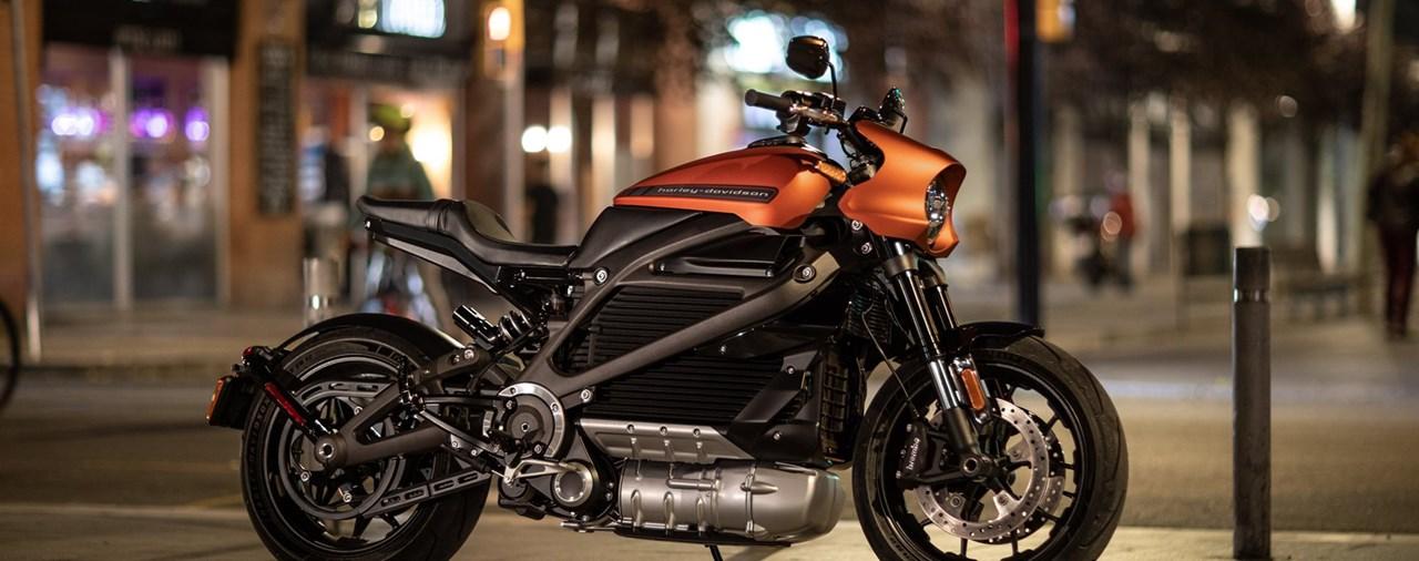 Die Harley-Davidson LiveWire kann ab sofort bestellt werden
