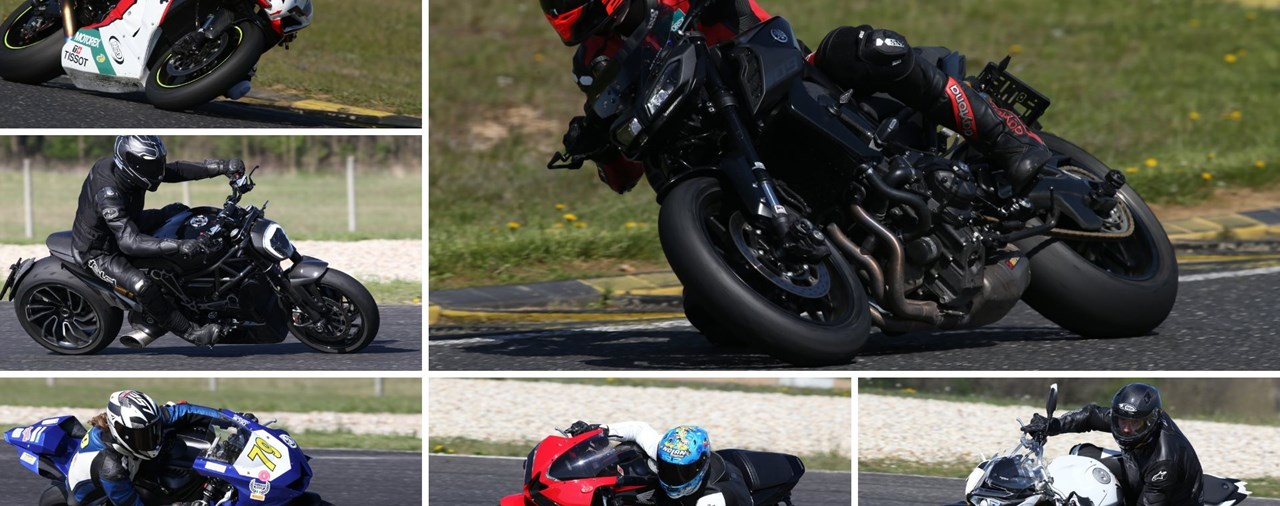 1000PS Bridgestone Trackday April Pannonia