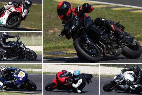 1000PS Bridgestone Trackday April Pannonia