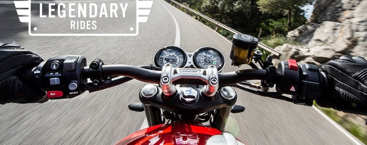"Triumph ""Legendary Rides Challenge"""