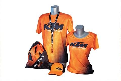 KTM Fan Package 2019 für die MotoGP