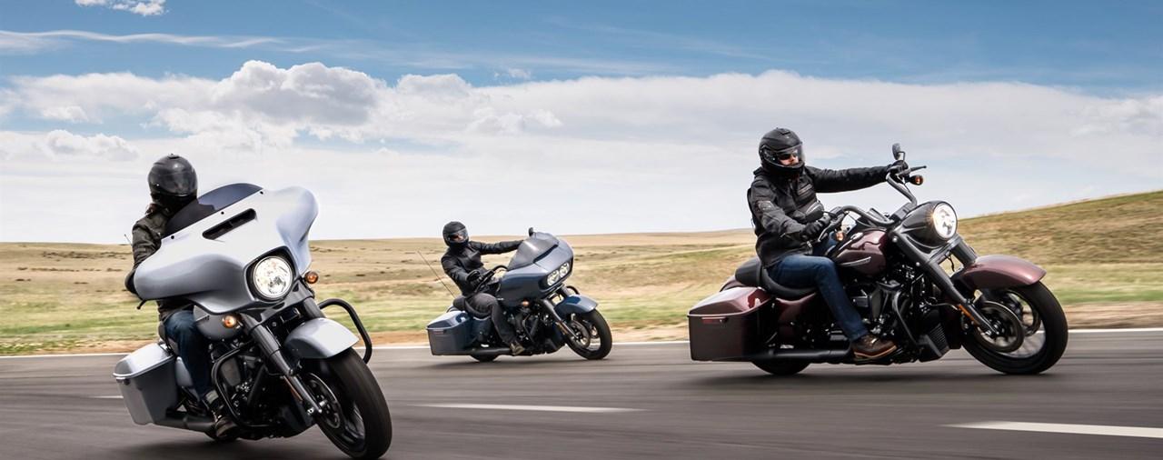 Harley-Davidson Probefahrt-Events und Wiedereinsteigerkurse 2019