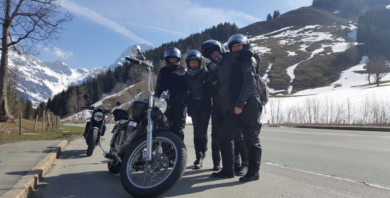 Women Riders World Relay - Austrian Leg