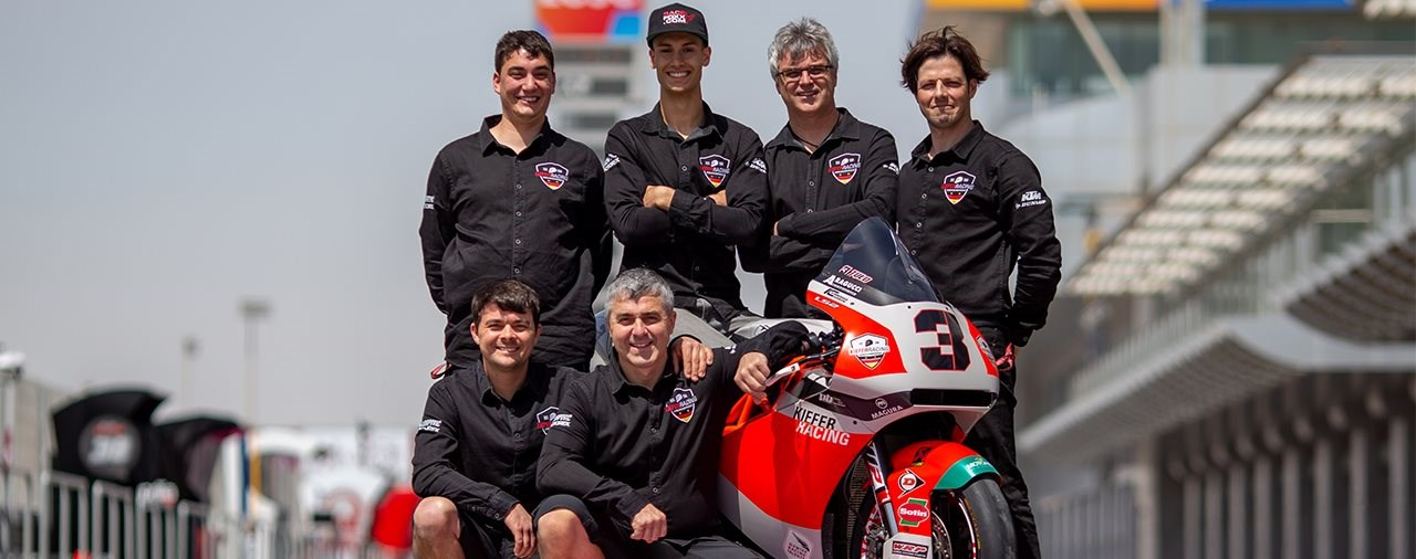 Magura sponsort das Moto2 Kiefer Racing Team
