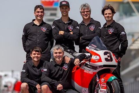 Magura sponsort das Moto2 Kiefer Racing Team