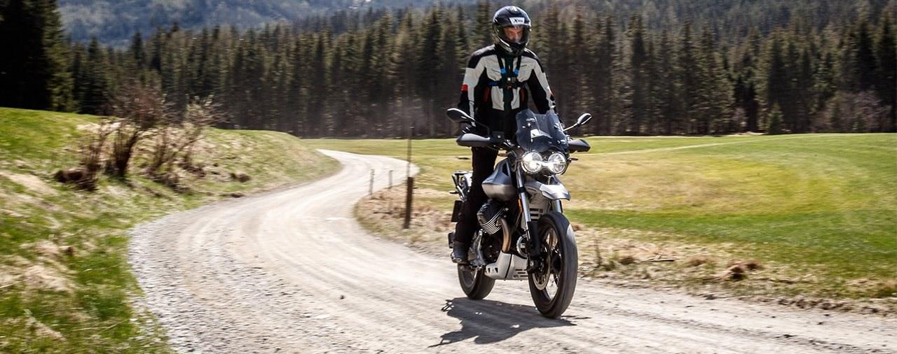 Reiseenduro Vergleichstest 2019 Moto Guzzi V85 TT