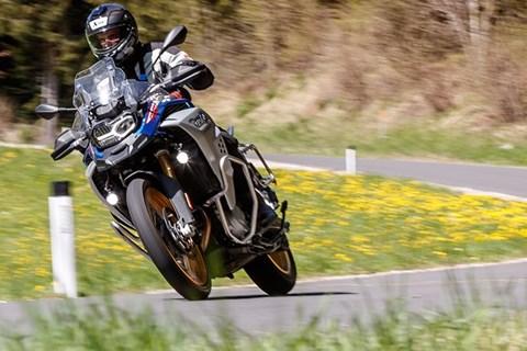 Reiseenduro Vergleichstest 2019 BMW F 850 GS Adventure