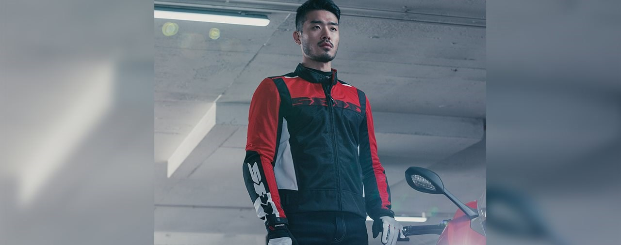 SPIDI Solar Net Sport Textiljacke