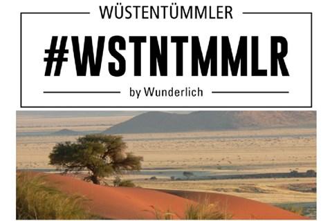 Wüstentümmler by Wunderlich 2019