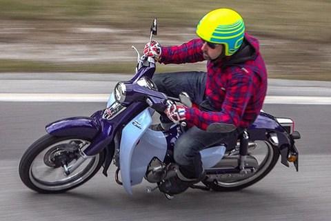 Sicherheit am Motorrad 2019 - Grossstadtdschungel