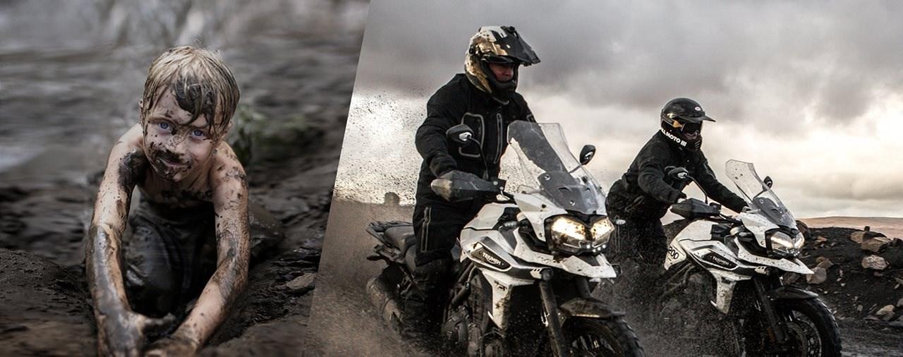 Triumph Adventure Experience von 29. bis  30. Juni 2019