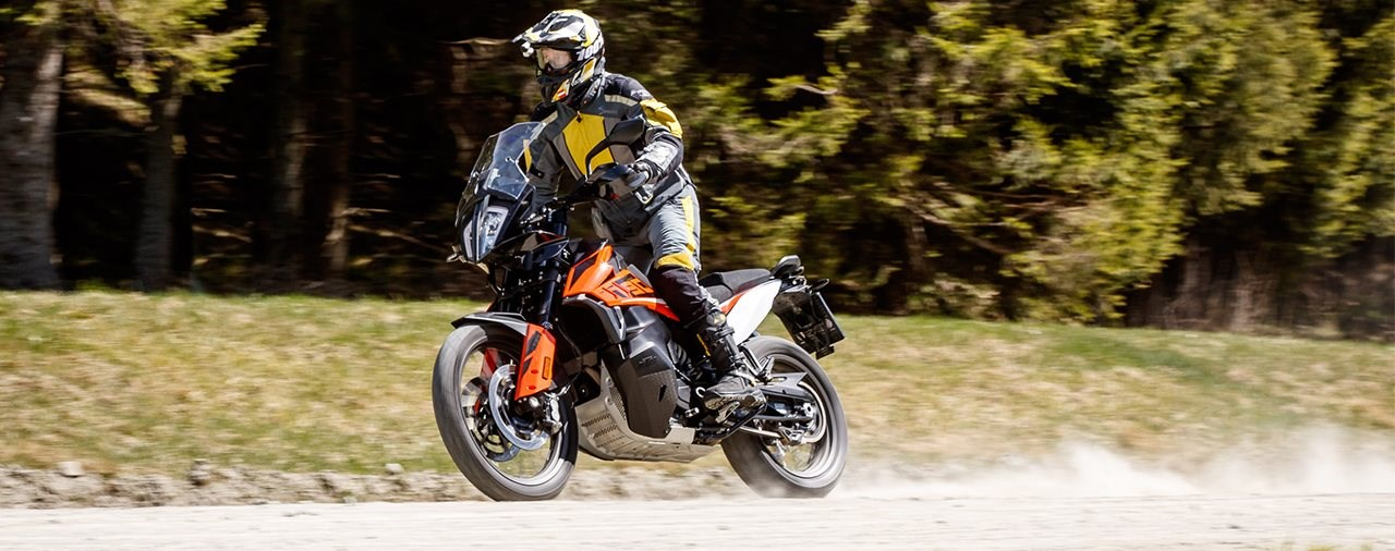 Reiseenduro Vergleichstest 2019 KTM 790 Adventure