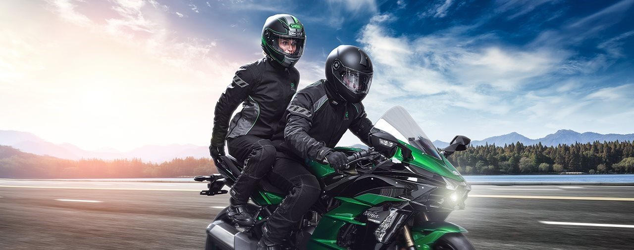 Neue Rukka Motorradjacken Herm und Hermia