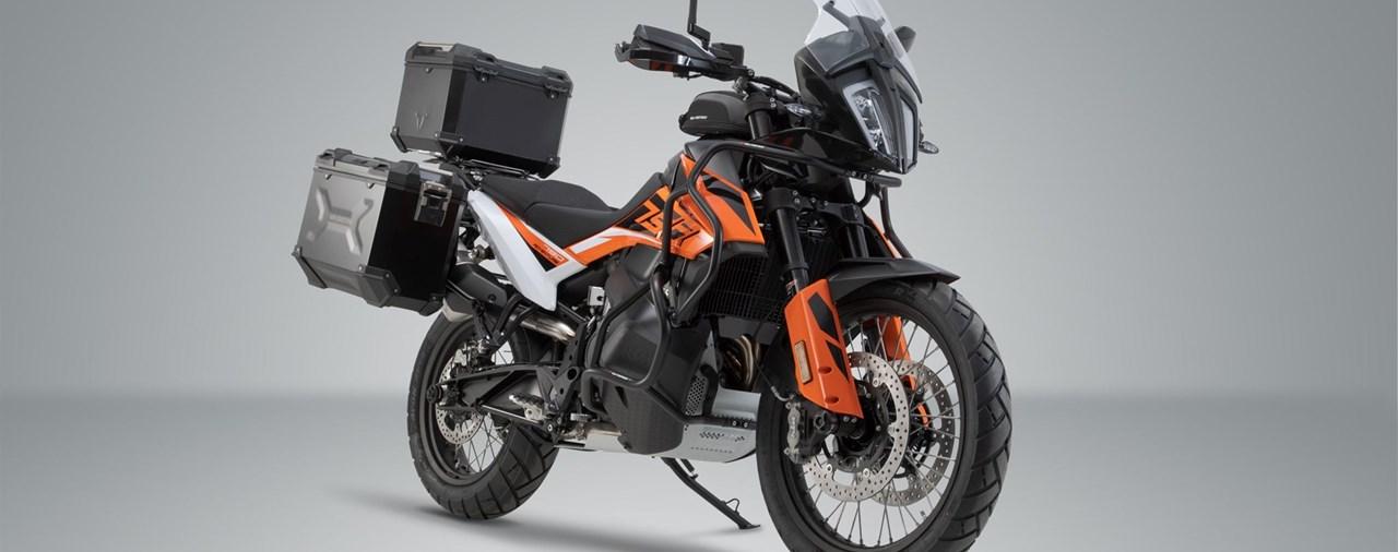 SW-Motech Zubehör für die KTM 790 Adventure / R
