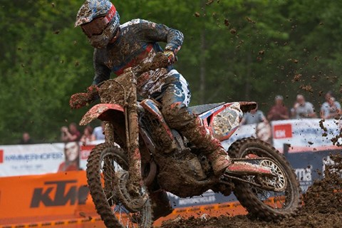 MX Heimrennen Weyer - Team Haidlmair Honda Schmidinger