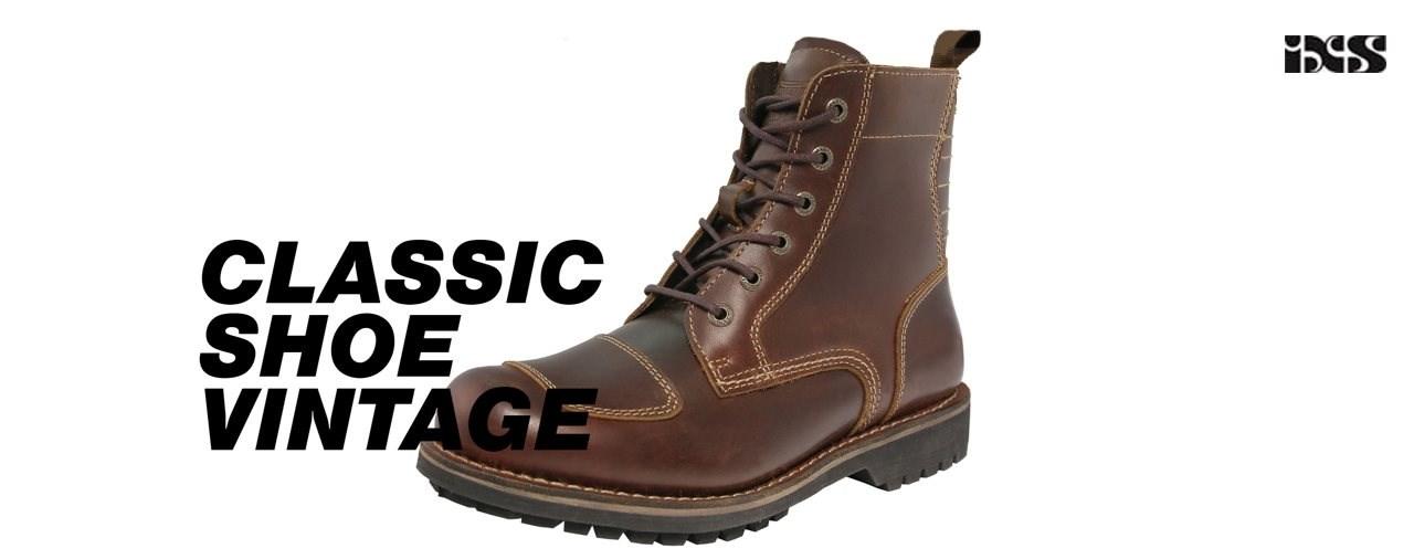 iXS Classic Schuh Vintage