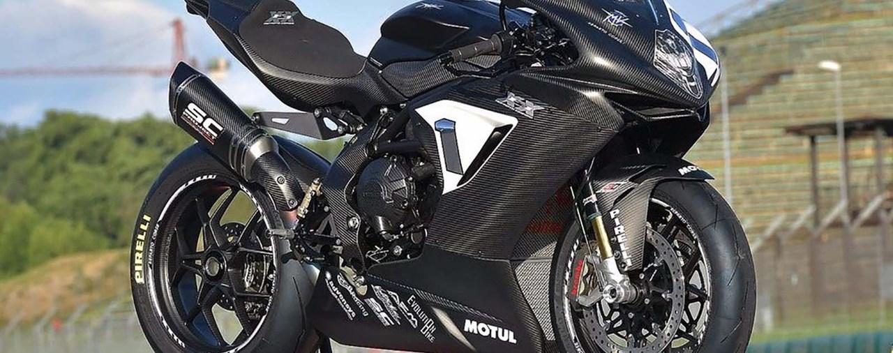 MV Agusta F3XX Reparto Corse Limited Edition 2019