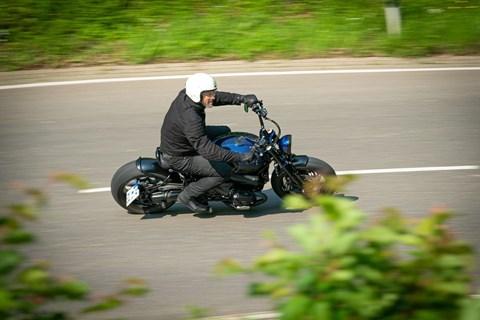 BMW R nineT Bobber
