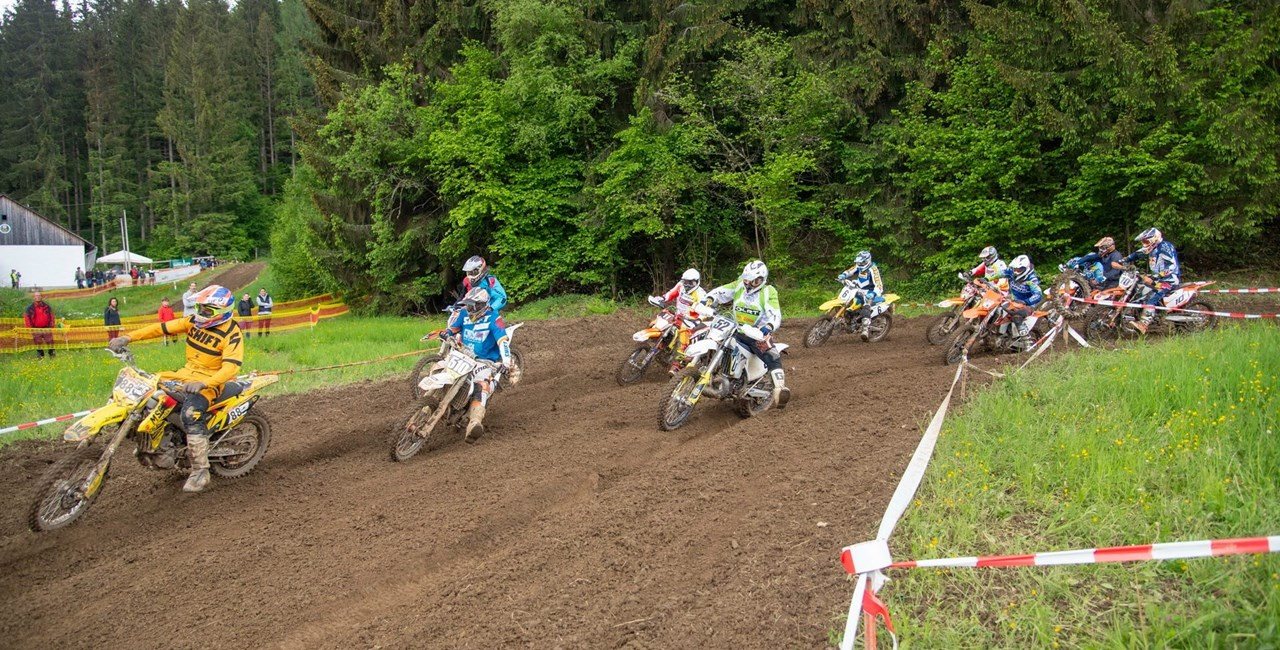"Pfingst- Motocross ""Buckelhube"" Murau - 08. und 09. Juni 2019"