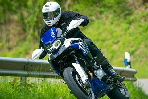 BMW F 850 GS Supermoto