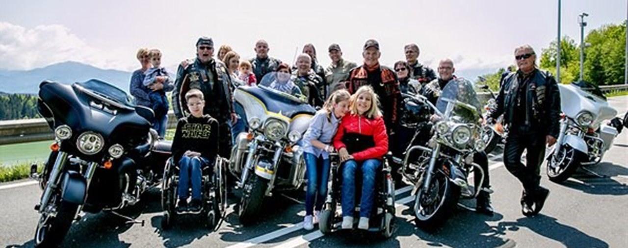 Harley-Davidson Charity-Tour 2019 startet