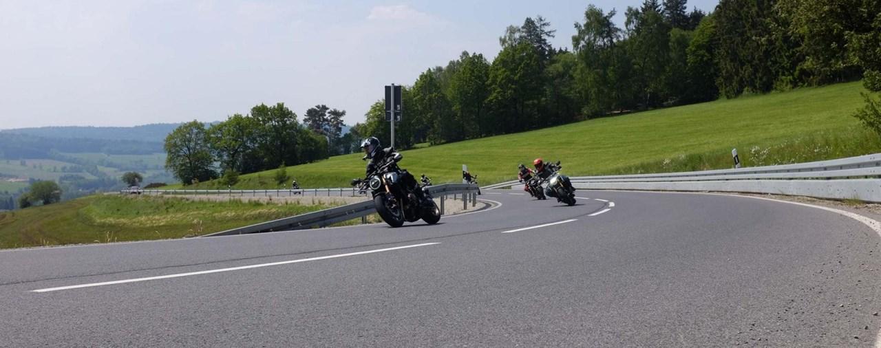Honda CB650R Experience Tour