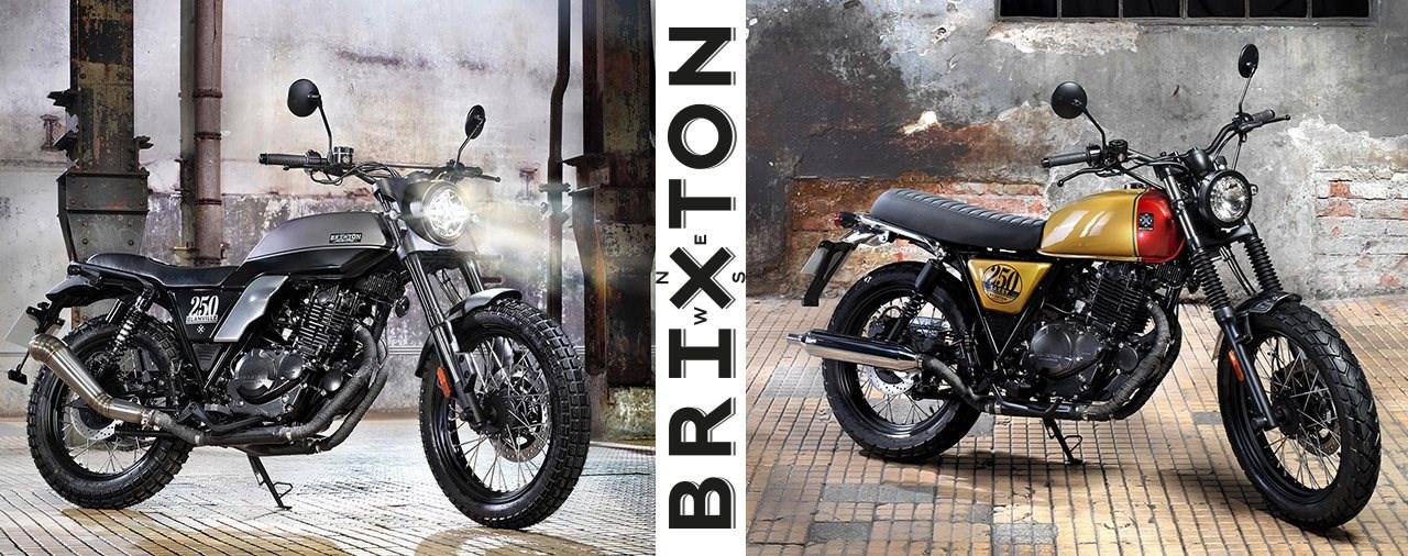 BRIXTON MOTORCYCLES startet in der Viertelliterklasse durch!