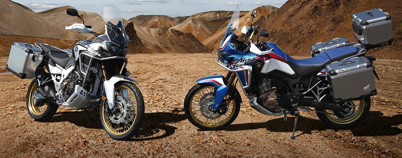 CRF1000L Africa Twin Travel-Edition