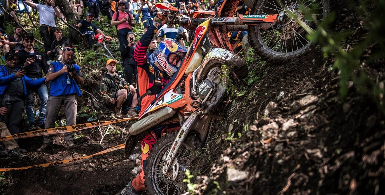 Erzbergrodeo Red Bull Hare Scramble 2019