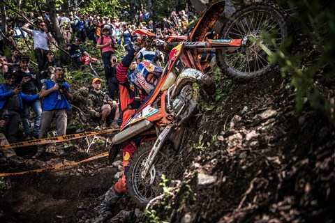 Erzbergrodeo Red Bull Hare Scramble 2019