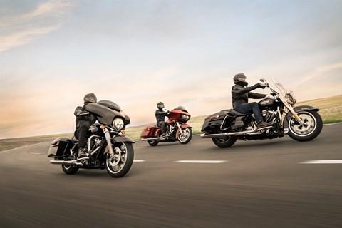 Harley-Davidson Probefahrtaktion mit grossem Gewinnspiel