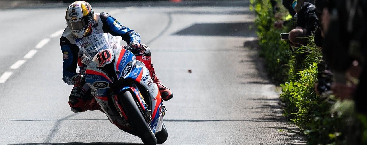 Peter Hickman gewinnt verkürztes Isle of Man TT Rennen