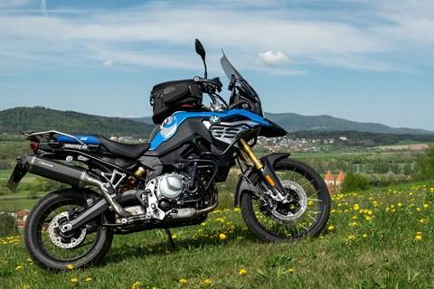 BMW F 850 GS Umbau von Hornig
