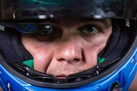 Head-Up-Display EyeLights für das Motorrad im Test