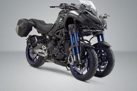 Zubehör für die Yamaha Niken von SW-MOTECH