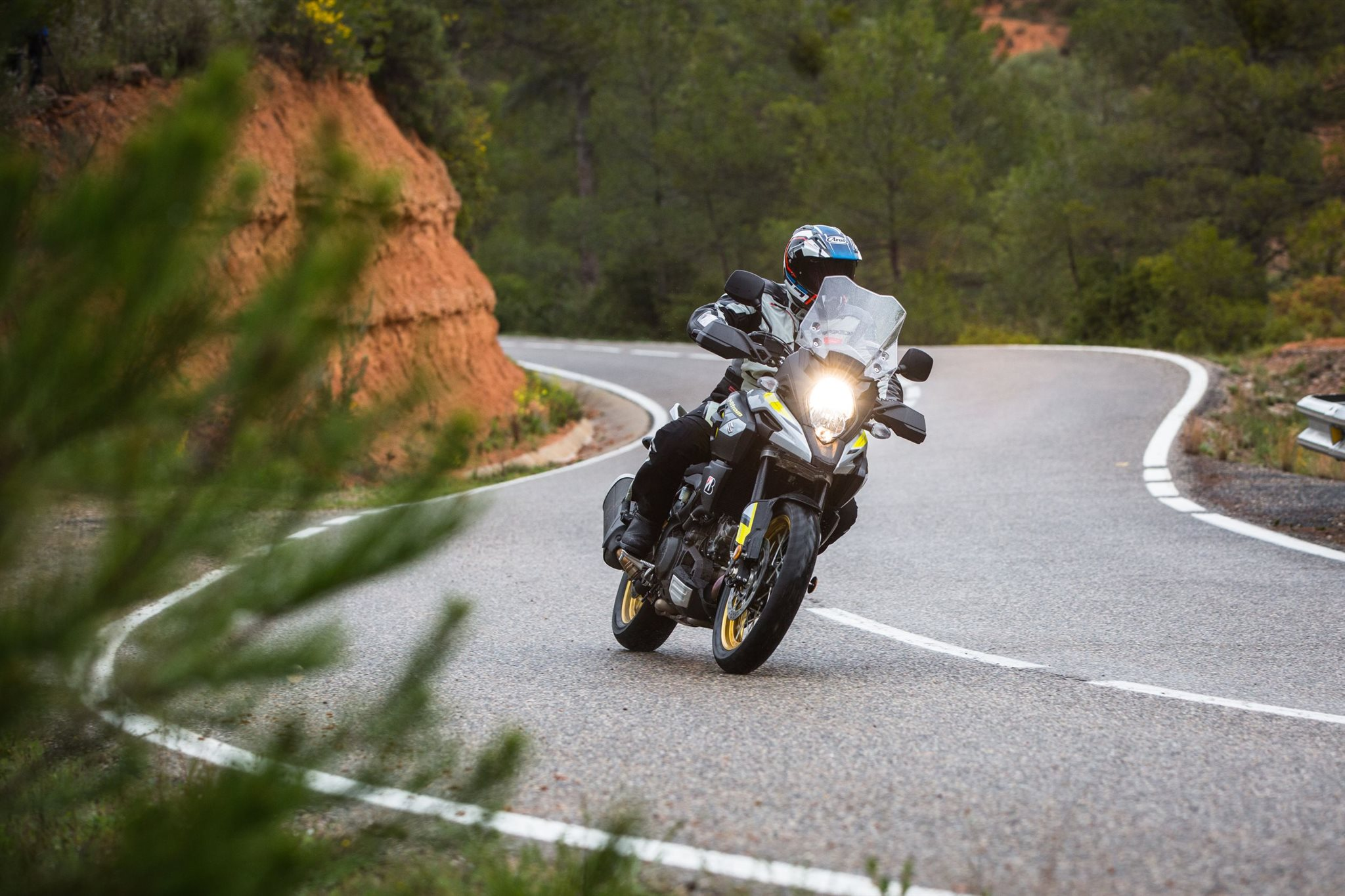 Motorrad Wetter