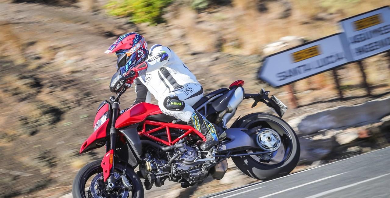 Sicherheit am Motorrad 2019 - Motorradfahren bei Hitze