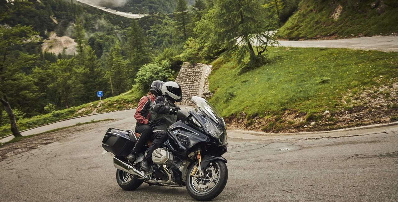 Sicherheit am Motorrad 2019 – zu zweit am Bike